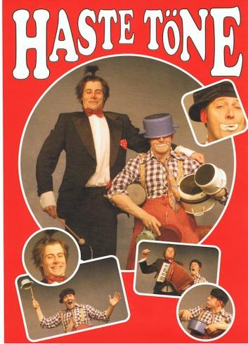 Das Theater Mär präsentiert Haste Töne.