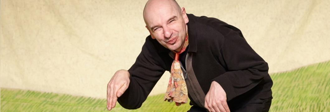 Peter Wachter spielt Grabowski