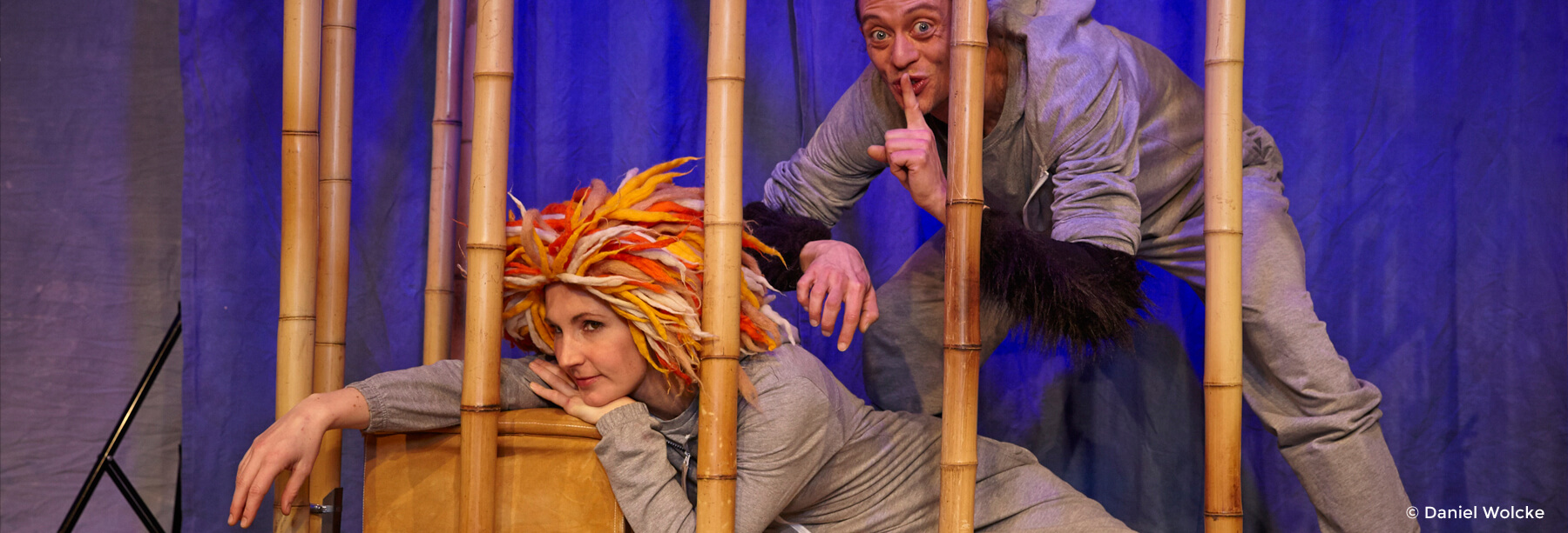 Kinder Theaterstück Gute Nacht Gorilla